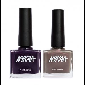 Buy Nykaa Nails Enamel - Winter Is Coming Combo - Nykaa