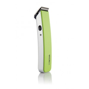 Buy Nova NHT 1045 Cordless Trimmer (Green) - Nykaa