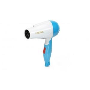 Buy Nova 1200 Watts Salon Compact NHD 2700 Hair Dryer (White) - Nykaa