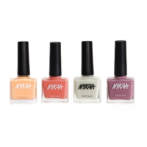 Buy Herbal Nykaa Summer In Italy Nail Enamel Combo - Nykaa