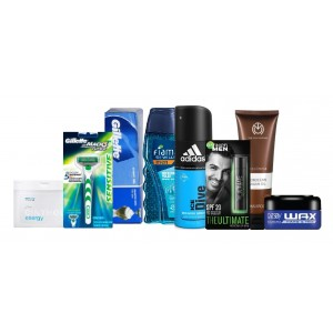 Buy Nykaa Travel Kit for Men - Nykaa