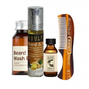 Buy Nykaa Beard Maintenance Kit - Nykaa