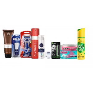 Buy Nykaa Grooming Essentials For Him - Nykaa