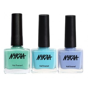 Buy Nykaa Into the Ocean Nail Enamel Combo - Nykaa