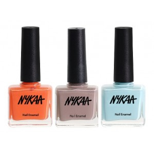 Buy Nykaa Ladies Who Brunch Nail Enamel Combo - Nykaa