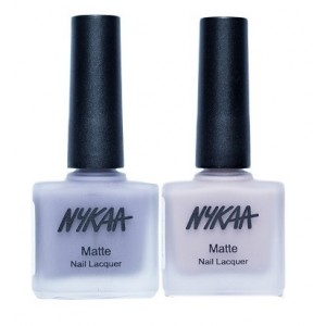Buy Nykaa Matte Nail Enamel - Fly With Friends Combo - Nykaa