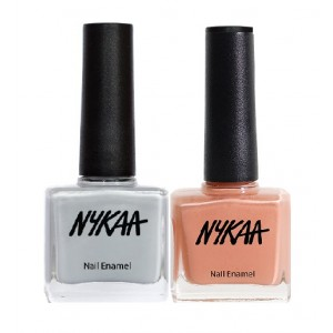 Buy Nykaa Your Irreplaceable Nail Enamel Combo - Nykaa