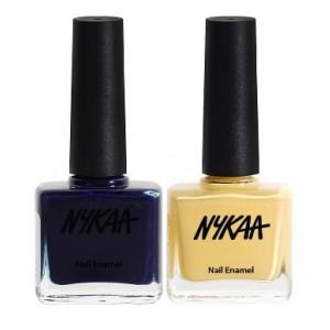 Buy Nykaa Walk Like An Egyptian Nail Enamel Combo - Nykaa