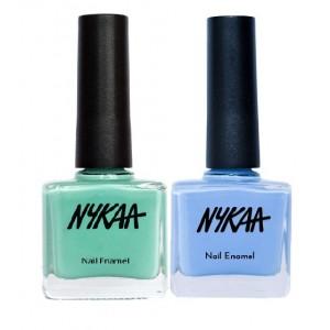 Buy Nykaa If Wishes Came True Nail Enamel Combo - Nykaa