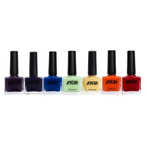 Buy Nykaa My Rainbow Collection Nail Enamel Combo - Nykaa