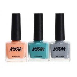Buy Nykaa Cupcake Obsession Nail Enamel Combo - Nykaa