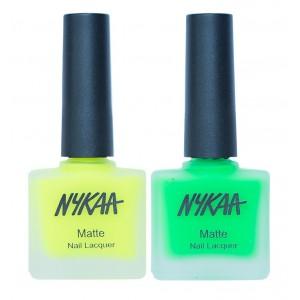 Buy Nykaa Disco Nite Nail Enamel Combo - Nykaa