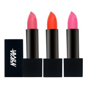 Buy Herbal Nykaa Lovely Lips Lipstick Combo - Nykaa