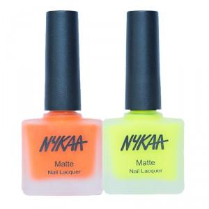 Buy Nykaa Poolside Lounge Nail Enamel combo - Nykaa