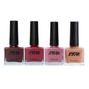 Buy Nykaa Mademoiselle Nails Combo - Nykaa