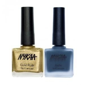 Buy Nykaa Bling Is In Nail Enamel Combo - Nykaa