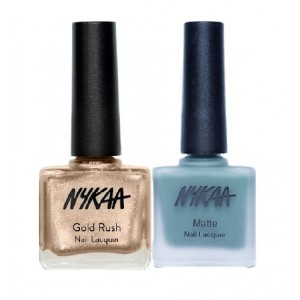 Buy Nykaa Bling It On Nail Enamel Combo - Nykaa