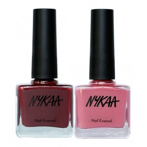 Buy Nykaa Arabian Desert Nail Enamel Combo - Nykaa