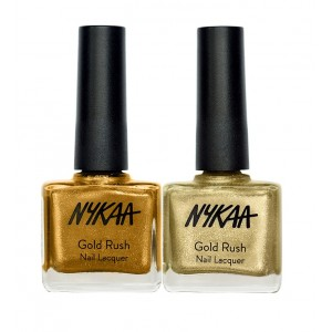 Buy Herbal Nykaa D'Or Nail Enamel Combo - Nykaa