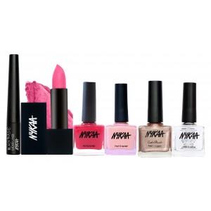 Buy Nykaa My Pocket Eyes Lips & Nails Combo - Nykaa