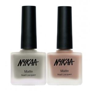 Buy Nykaa Between The Sheets Nail Combo - Nykaa