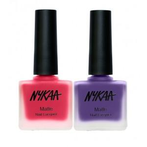 Buy Nykaa Say My Name Nail Combo - Nykaa