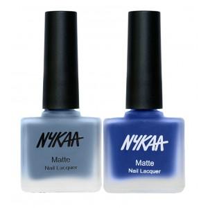 Buy Nykaa Feelin' Blue Nail Combo - Nykaa