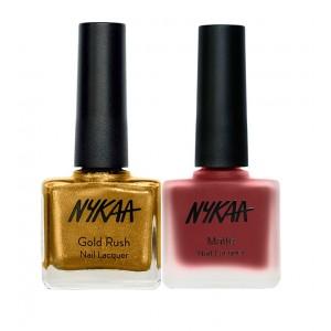 Buy Nykaa Too Rad Nail Combo - Nykaa