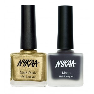 Buy Nykaa Blues Baby Nail Combo - Nykaa