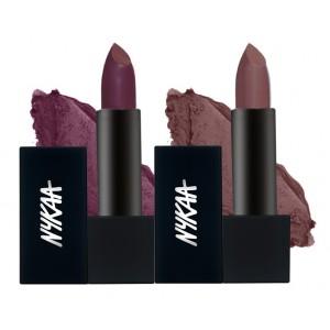 Buy Herbal Nykaa Lips Like Sugar Lipstick Combo - Nykaa