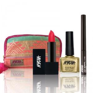 Buy Nykaa Sun N Sand Kit - Nykaa