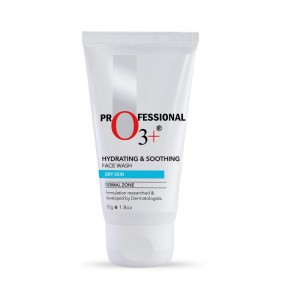 Buy O3+ Hydrating & Soothing Face Wash - Nykaa