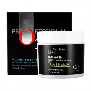 Buy O3+ Exquisite Men Tan Wash (300gm) - Nykaa