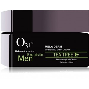 Buy O3+ Men Tea Tree Mela Derm W. 24hr Cream - Nykaa