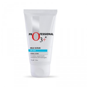 Buy O3+ Milk Scrub Skin Polisher - Nykaa