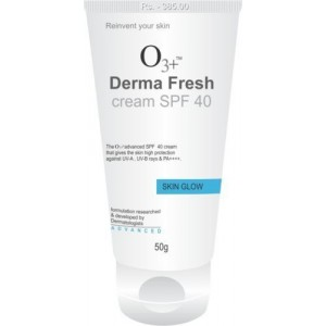 Buy O3+ Derma Fresh Cream SPF 40 - Nykaa