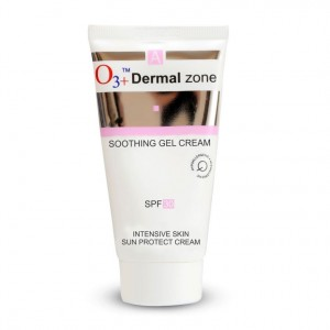 Buy O3+ Dermal Zone Soothing Gel Cream - SPF 30 Intensive Skin Sun Protect Cream - Nykaa