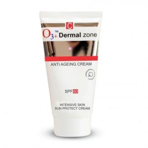 Buy O3+ Dermal Zone Anti Ageing Cream SPF 60 - Nykaa