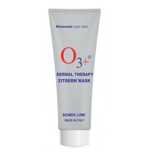 Buy Herbal O3+ Dermal Therapy Zitderm Mask - Nykaa