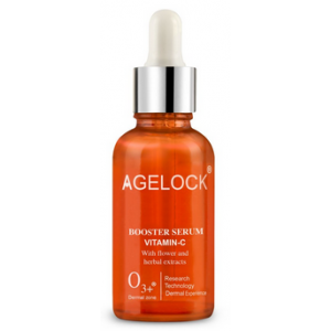 Buy Herbal Age Lock Vitamin C Booster Serum  - Nykaa