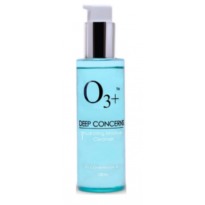 Buy O3+ Deep Concern 1Hydrating Moisture Cleanser Dry Combination Skin - Nykaa
