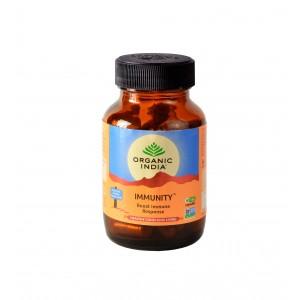 Buy Organic India Immunity - Nykaa
