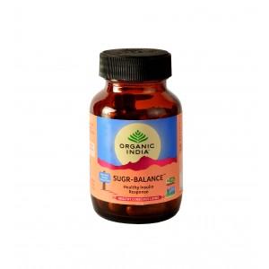 Buy Organic India Sugar Balance - Nykaa