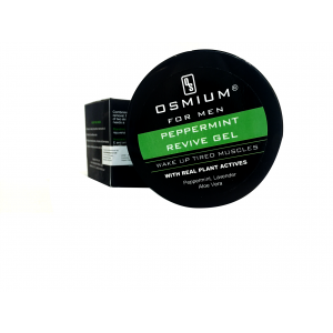 Buy Herbal Osmium Peppermint Revive Gel - Nykaa