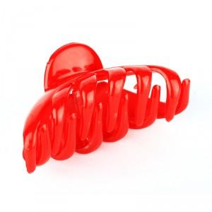 Buy Papillon Butterfly Hair Clip Medium - Red - Nykaa