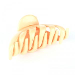Buy Papillon Butterfly Hair Clip Medium - Peach - Nykaa