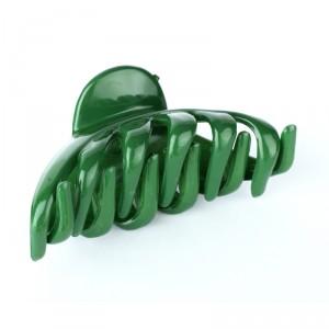 Buy Papillon Butterfly Hair Clip Medium - Emerald Green - Nykaa