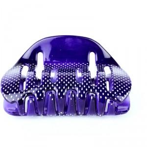 Buy Papillon Butterfly Dotted Hair Clip Medium - Purple - Nykaa