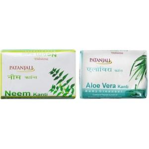 Buy Herbal Patanjali Neem + Aloevera Kanti Body Cleanser - Nykaa