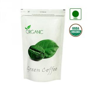 Buy NutraVigour Organic Green Coffee Beans (Decaffeinated & Unroasted) - Nykaa